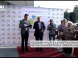 """Rēzeknē atklāts 5.starptautsikais īsfilmu kinofestivāls """"Open place"""""""