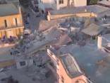 Glābēji Itālijā turpina meklēt zemestrīcē bezvēsts pazudušos