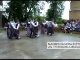 Tabores pagasta svētki veltīti skolas jubilejai