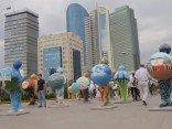 Latvijas paviljons «EXPO Astana 2017» iegūst bronzas godalgu