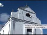 Dagdas novadā labiekārto baznīcas un to apkārtni