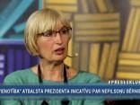 Circene: nepilsoņu jautājums ir ierocis pret Latviju