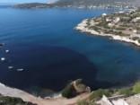 Grieķijā netālu no Atēnām noplūdusi nafta