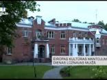Eiropas kultūras mantojuma dienas Lūznavas muižā