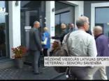 Rēzeknē viesojās Latvijas Sporta veterānu - senioru savienība