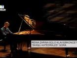 """Reiņa Zariņa solo klavierkoncets """"Skaņu Katedrāles"""" Gorā"""