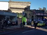 Sprādziens Londonas metro; ir ievainotie