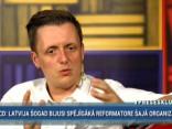 Jaunups: Latvija neaizstāv savus uzņēmējus ES līmenī, jo baidās, ka pārmetīs korupciju