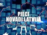 Pieci novadi Latvijā 2017.09.20