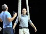 Закулисье Cirque du Soleil: Мимы, костюмы, репетиции и отжимания