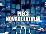 Pieci novadi Latvijā 2017.09.22