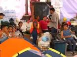 Meksikas zemestrīcē bojāgājušo skaits pieaudzis līdz 318 cilvēkiem
