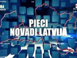 Pieci novadi Latvijā 2017.09.26