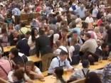 Beidzies Minhenes «Oktoberfest» - izdzerti 7,5 miljoni litru alus
