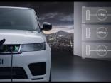 Range Rover Sport P400e uzlāde