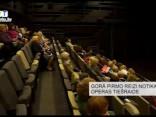 GORĀ pirmo reizi notika operas tiešraide