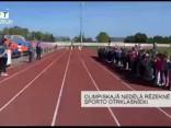 Olimpiskajā nedēļā Rēzeknē sporta otrklasnieki
