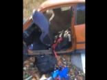 Pēc neveiksmīgas auto ripināšanas no kalna tā saimnieks atzīst, ka ir dumjš