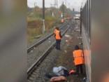 Vilciena un autobusa sadursmē Krievijā 20 bojāgājušie