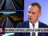 Tavars par demontēto sliežu skandālu: Lietuva sāka diplomātisko karu
