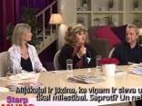 """Jolanda Suvorova: """"Ja esi mīļākā, nelien ģimenē!"""""""