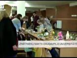 Zinātnieku nakts Daugavpils Universitātē