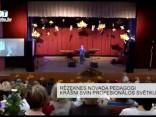 Rēzeknes novada pedagogi krāšņi svin profesionālos svētkus