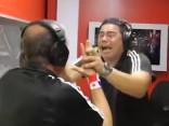 Noskaties: Kā līksmo Panamas TV komentētāji pēc izlases iekļūšanas PK