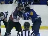 Video: Kautiņš OHL čempionāta spēlē