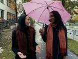 Aminata Grieta Diarra - aktrise ar karstām afrikāņu asinīm un latviešu pieticību