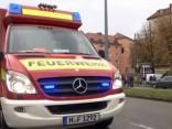 Minhenē vīrietis vairākiem cilvēkiem uzbrucis ar nazi