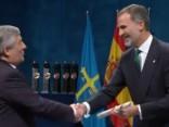 Spānijas karalis: Valsts saskaras ar «nepieņemamu atšķelšanās mēģinājumu»
