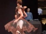 Iespējams, gardākais modes šovs Francijā