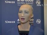 Saūda Arābija piešķir pilsonību robotam