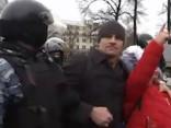 Maskavā aiztur vairāk nekā 200 protestētājus
