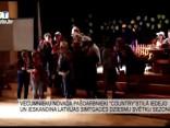 Iedejo un ieskandina Latvijas simtgades dziesmu svētku sezonu
