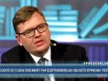 Pūce: Ašeradens par krāpšanos ar OIK zināja jau 2 mēnešus pirms tas izskanēja medijos