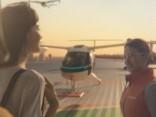 """""""Uber"""" un NASA plāno kopīgi radīt lidojošo taksometru kontroles programmu"""