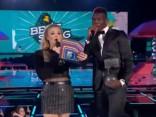 Ieskats MTV Mūzikas video balvu ceremonijā 2017