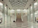 Ekskluzīvi – izej pirmais virtuālā ekskursijā pa rekonstruēto VEF Kultūras pili