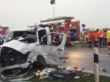 В Германии в ДТП попал школьный автобус: 28 пострадавших