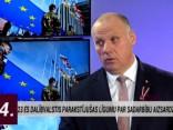 Bergmanis: ES iedzīvotāju prioritāte nr.1 ir drošības jautājumi