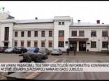 Ar virkni pasākumu atzīmē Jēkabpils Aizsargu nama 80 gadu jubileju