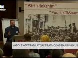 Vabolē atceras Latgales atmodas darbiniekus