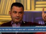 Ja ''Vienotībā'' būs intrigas, Hosams Abu Meri pametīs politiku