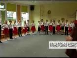 """Simts mīklas Latvijai bērnudārzā """"Namiņš"""""""