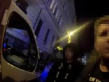 18 ноября пьяные австрийцы украли флаг Латвии и справляли нужду на улице
