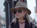 Rešetins piedzīvojumu šovā «Sapnis par Ameriku» Losandželosā ciemojas pie Ellas