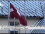 Valsts svētkus Neretas novadā atzīmē ar militāro parādi un godinot novada iedzīvotājus