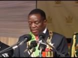 Mnangagva nodevis Zimbabves prezidenta amata zvērestu